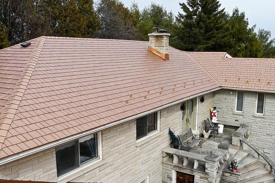 Kamloops Metal Roofing Photos